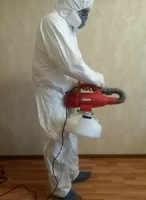 disinfection of insects Naro Fominsk