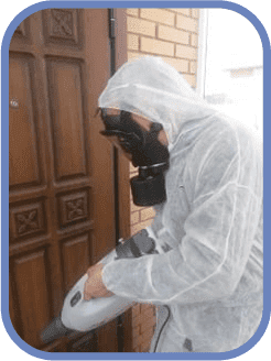 dezinfektor foto